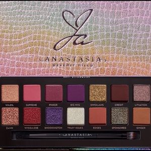 Other - New Anastasia Jackie Aina eyeshadow palette